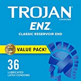 Best Condoms - TROJAN ENZ Condoms For Contraception Plus STI Protection Review