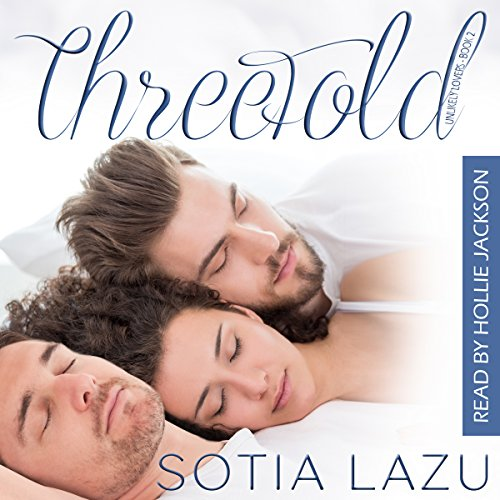 Threefold audiobook cover art
