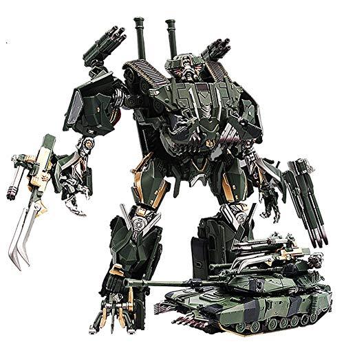 Transformation KO Version Brawl LS-10 LS10 Alloy Metal 28CM Tank Mode Action Figure Robot Collection Toys