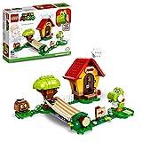 LEGO Super Mario Set de Expansión: Casa y Yoshi, Juguete de Construcción (71367)
