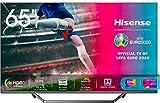 Smart TV 65 pulgadas LED, 4K, DVB-T2