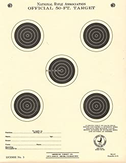 Official TQ 1/5 NRA Targets, 7
