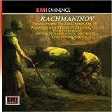 Rachmaninow (Rachmaninov): Piano Concerto No. 2 (op. 18) / Rhapsody on a theme of Paganini (op. 43)
