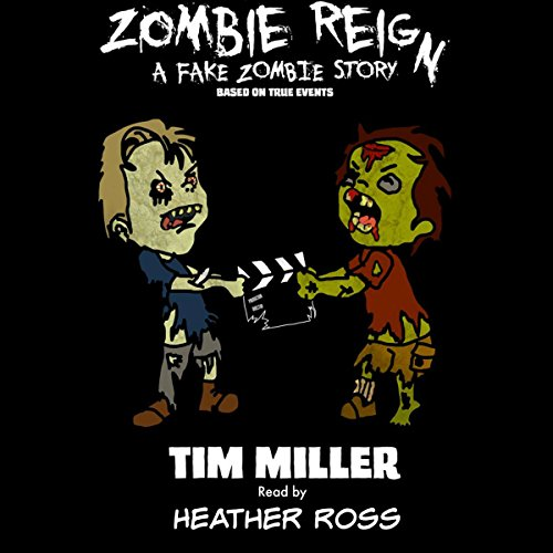 Zombie Reign audiobook cover art