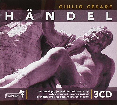 Händel: Giulio Cesare - Julius Caesar (Gesamtaufnahme)