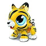 Build a Bot- Juguete de Tigre sonoro, Color Tiger (Colorific 3342)
