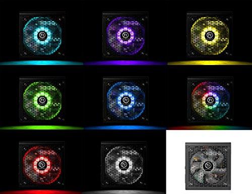 Thermaltake Smart RGB Alimentatore da 500 W, Nero