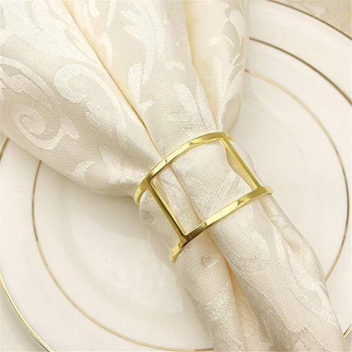 Ajuste de mesa ideal anillos de servilleta Conjunto de anillos de servilleta de Navidad de 6 piezas de anillos de servilleta para vacaciones de Navidad Cenas para fondos de fiesta de uso diario Hebill