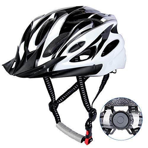 DesignSter Lightweight Helmet Road Bike Cycle Helmet Mens Women for Bike Riding...