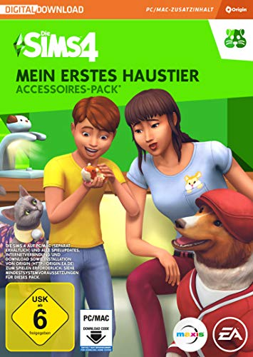 Die Sims 4 - My First Pet (SP 14) DLC [PC Download - Origin Code]