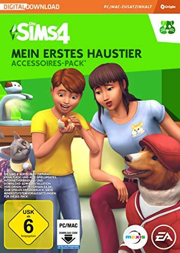Die Sims 4 - My First Pet (SP 14) DLC [PC Download - Origin Code]