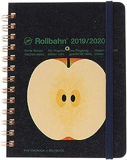 ロルバーンダイアリー Mサイズ 限定版 2019年3月はじまり (武政諒リンゴ)