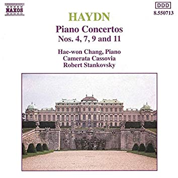 Haydn, F.J.: Piano Concertos - Hob.XVIII:F1, 4, 9, 11