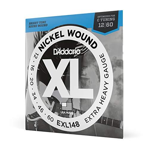 D'Addario EXL148 Cuerdas con...