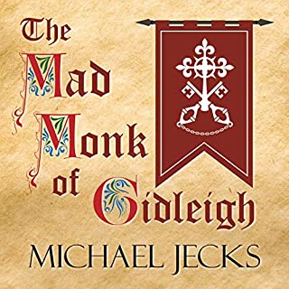 The Mad Monk of Gidleigh cover art