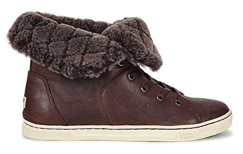 UGG Chaussures - Croft Luxe Quilt 1013908 - Espresso, Taille:37