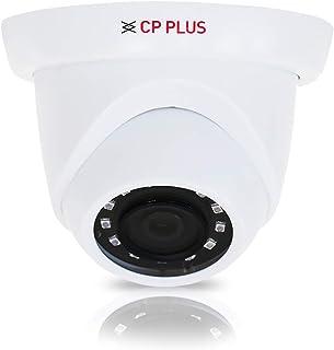 CP PLUS 2.4MP Cosmic Full HD IR Dome Night Vision Camera, 3.6mm- 1080p CP-VAC-D24L2-V3 (Cosmic)