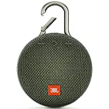 JBL Signature Sound 10 Hours of Playtime under optimum audio settings Wireless Bluetooth Streaming IPX7 Waterproof Long Press Remote Button to Activate Google Assistant or Siri Integrated Carabiner to easily hook the Speaker to a backpack or belt loo...
