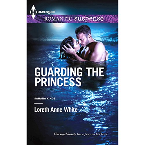 Guarding the Princess cover art