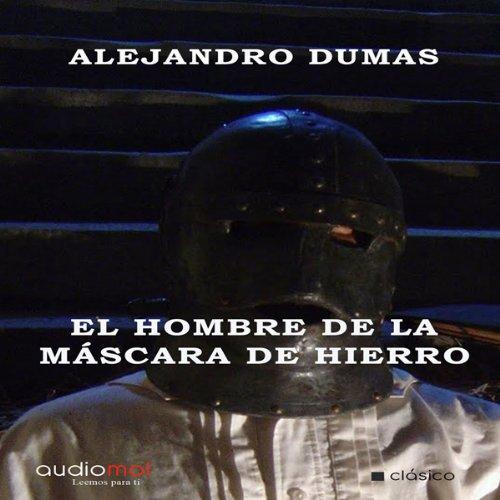 El hombre de la máscara de hierro [The Man in the Iron Mask] cover art