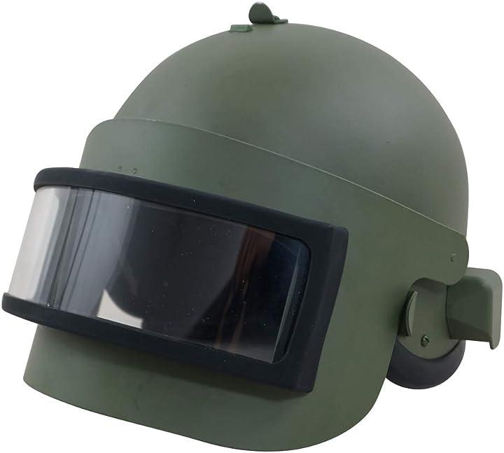 Elmetto softair  militare russo militaryharbor russo k6-3 altyn casco verde replica fsb mvd spetsnaz B07M97QTGF