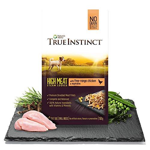 Natures Menu True Instinct High Fleischfilet, 8 x 150 g