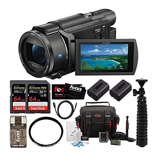 Sony FDR-AX53 UHD 4K Handycam Ca...