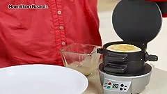 Amazon.com: Sandwich Tostadora Cafetera-Plancha Grill Prensa ...