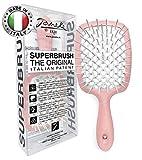 Janeke Superbrush Detangler Brush Anti-static...