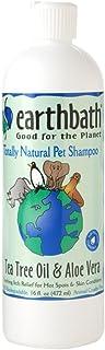 Earthbath 84012-2 All Natural Shampoo (2 Pack), 16 oz