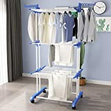 Best Clothes Airers - Clothes Airer 3 Tier Foldable Laundry Drying Clothes Review