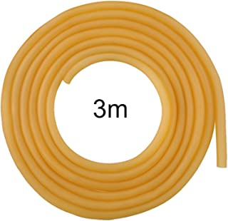 Yosoo 3m, 6x9mm Tubo de Látex Natural para Tirachinas,