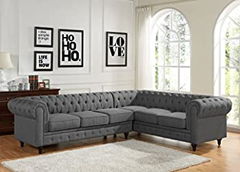 Best tufted sectional Reviews
