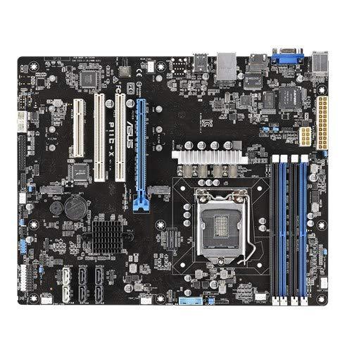 ASUS P11C-X Intel Mehlow - ATX - USB 3.1, 90SB06Q0-M0UAY0