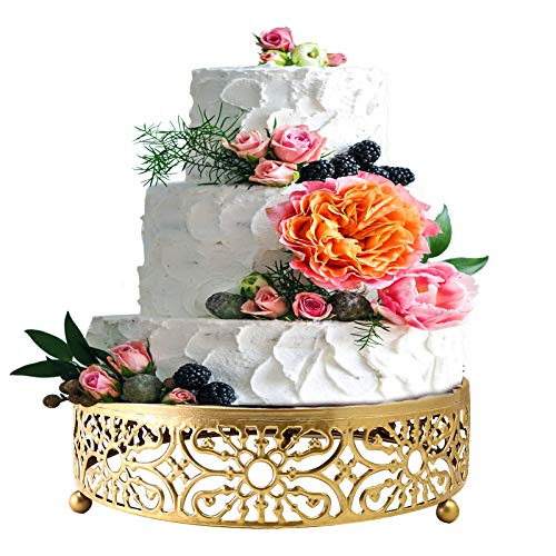 Gold Cake Stand for Dessert Table,10' Cake Stands...
