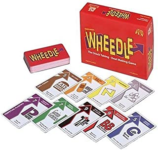 Vintage Sports Cards Wheedle Stock Trading Game