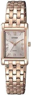 Citizen Analog White Dial Women's Watch-EJ6123-56A
