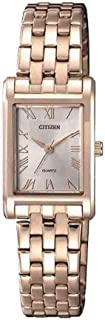 Citizen Analog White Dial Women's Watch-EJ6123-56A