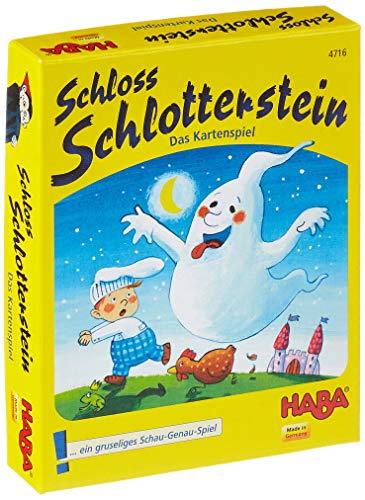 HABA Schloss Schlotterstein - das Kartenspiel