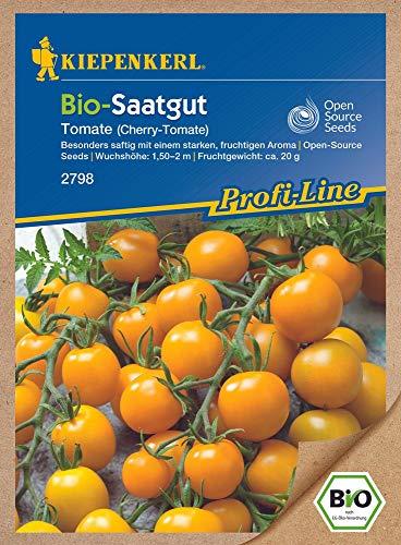 Kiepenkerl 2798 Cherry-Tomate Sunviva (Bio-Cherrytomatensamen)
