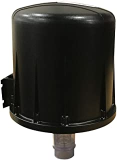 Puri Tech Silent Twister Outdoor Spa Blower 2hp 240v for Hot Tubs and Spas Replaces QT 1-480-02 Model