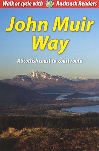 John Muir Way Bundle: Guidebook Plus Map (Rucksack Readers)