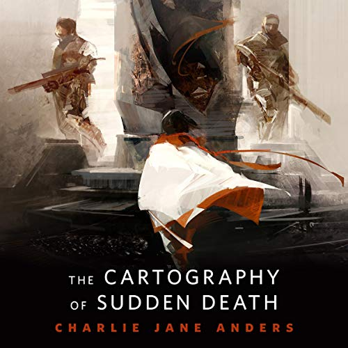 The Cartography of Sudden Death audiobook cover art