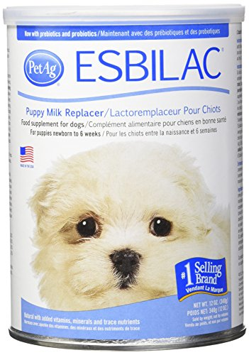 Dog Milk Replacers