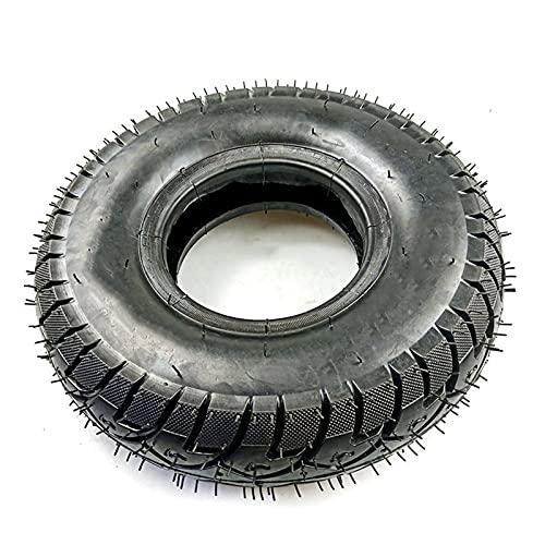 FXDCY Espesado 4.10/3.50-5 Tubo Interno del neumático Adecuado for el vehículo Todoterreno de la Rueda de Cuatro Ruedas de 47 / 49CC de la Rueda de Cuatro Ruedas Adecuada for Las Piezas de neumático