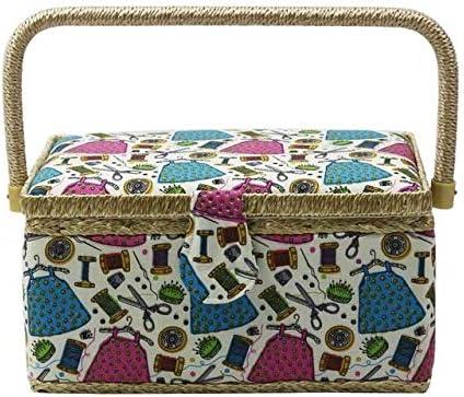 Sewing Tools Colorado Springs Mall Home Storage Box Craft Multi-Func DIY Ranking TOP8 Fabric Cotton