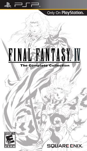 Square Enix Final Fantasy IV Complete Collection