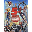 Marvel Press Book Group 5-Minute Marvel Stories