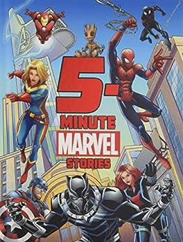 Marvel Press Book Group 5-Minute Marvel Stories