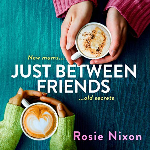 Just Between Friends cover art